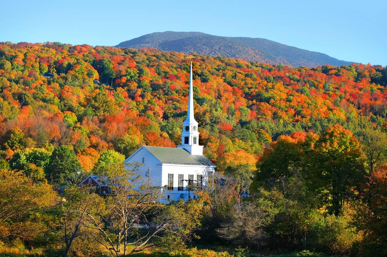 Top 10 Weekend Getaways in Vermont