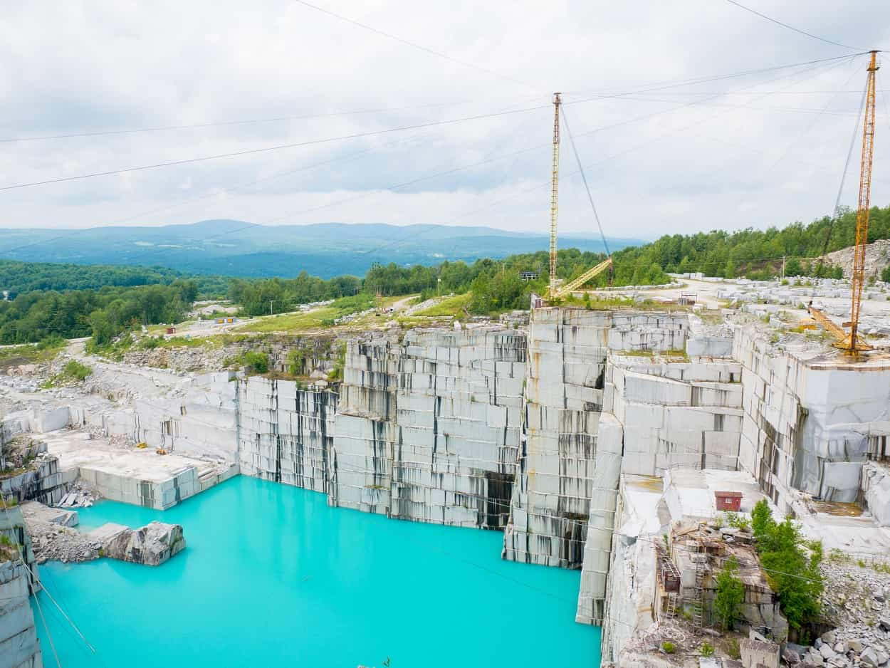 Rock of Ages Quarry