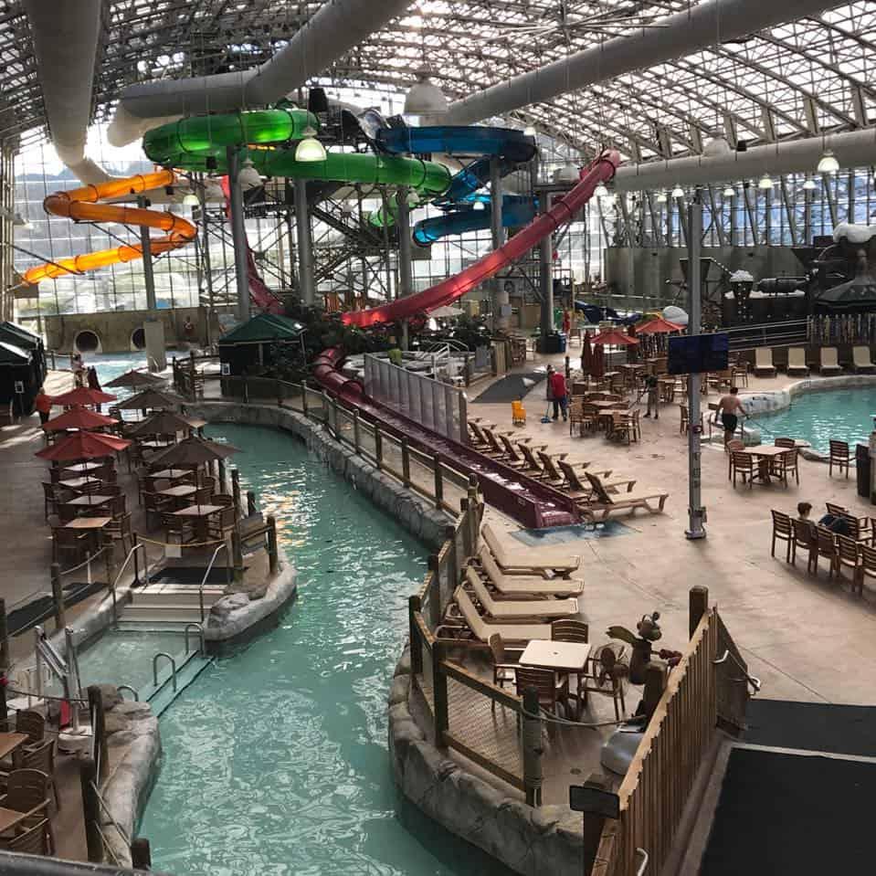 Pump House Indoor Waterpark