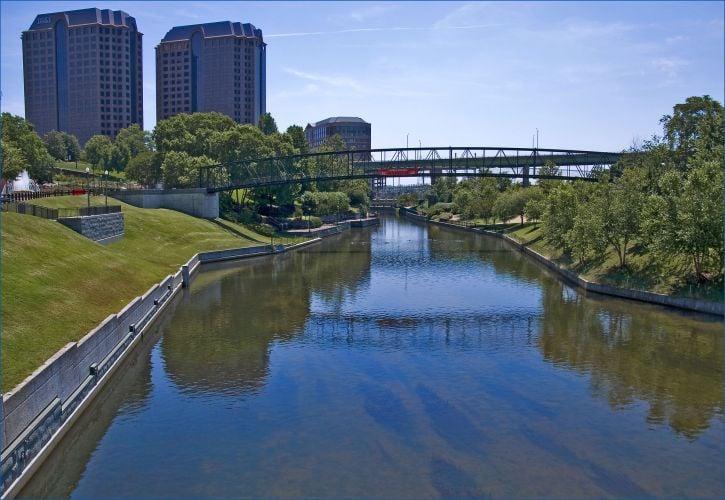 Richmond Canal Walk