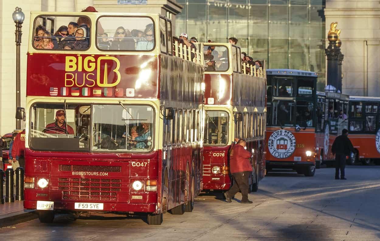 Big Bus Tours Washington, DC