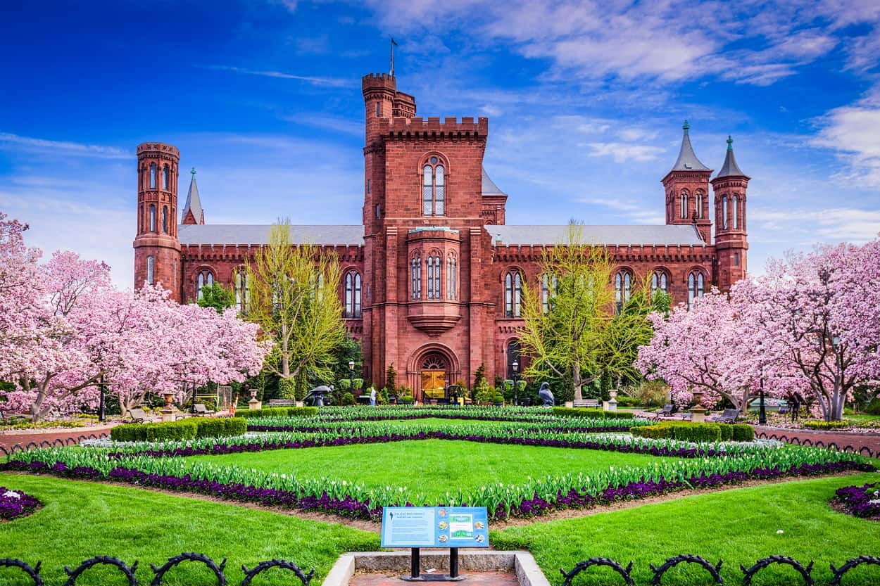 Smithsonian Institution Building