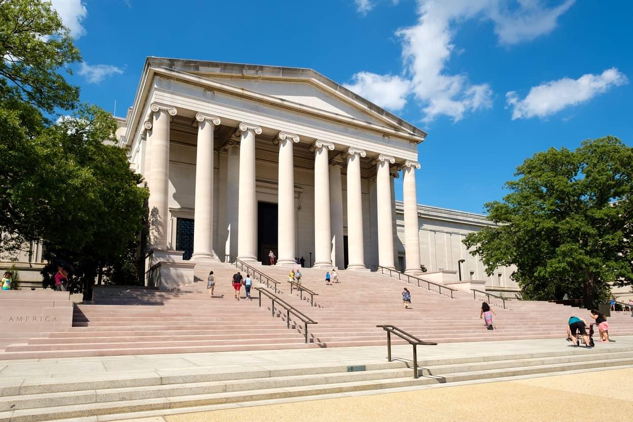National Gallery of Art & the Sculpture Garden