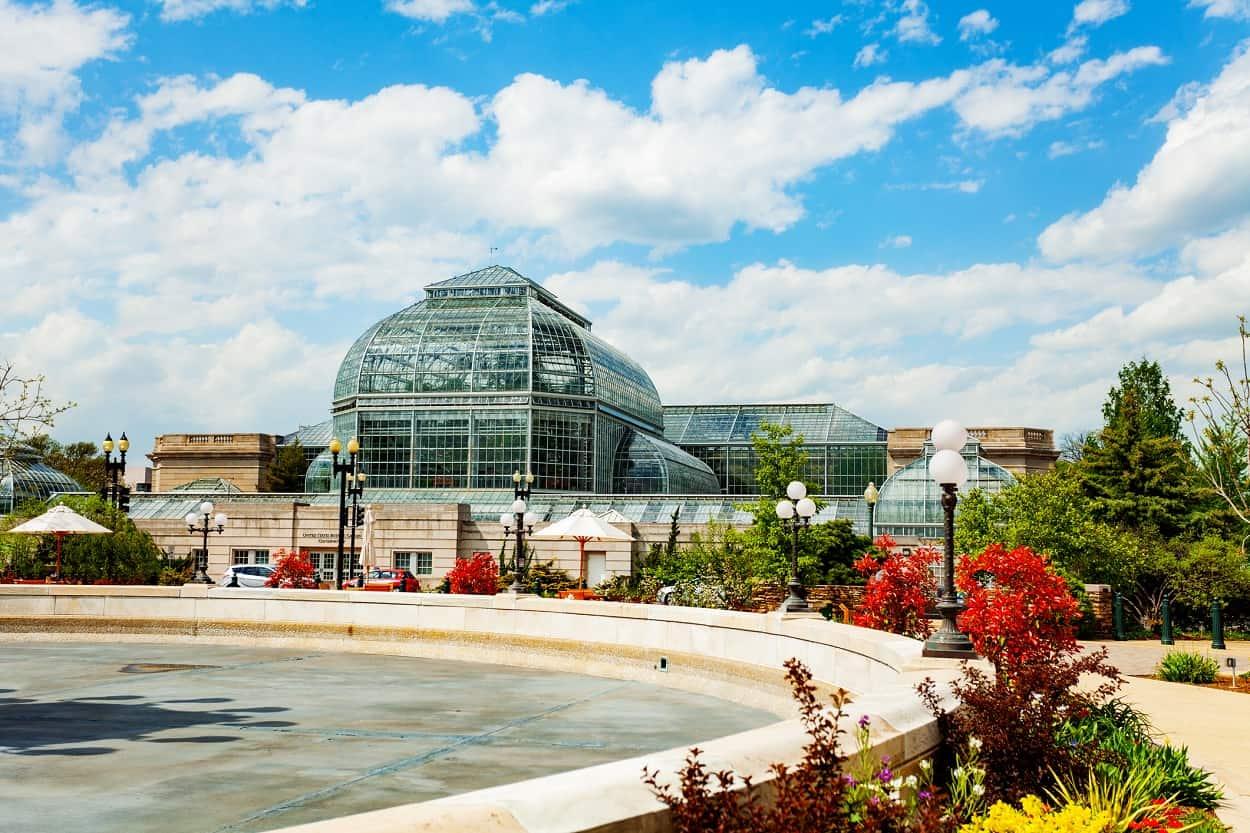 United States Botanic Gardens
