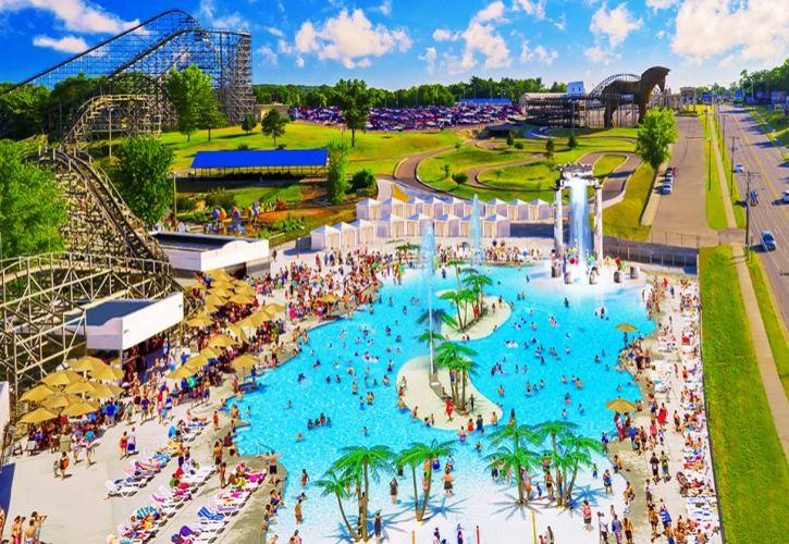 Waterparks, Wisconsin Dells