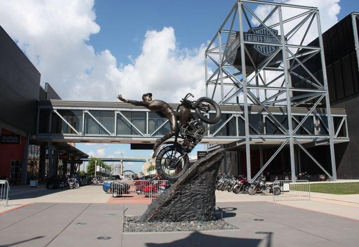 Harley-Davidson Museum, Milwaukee
